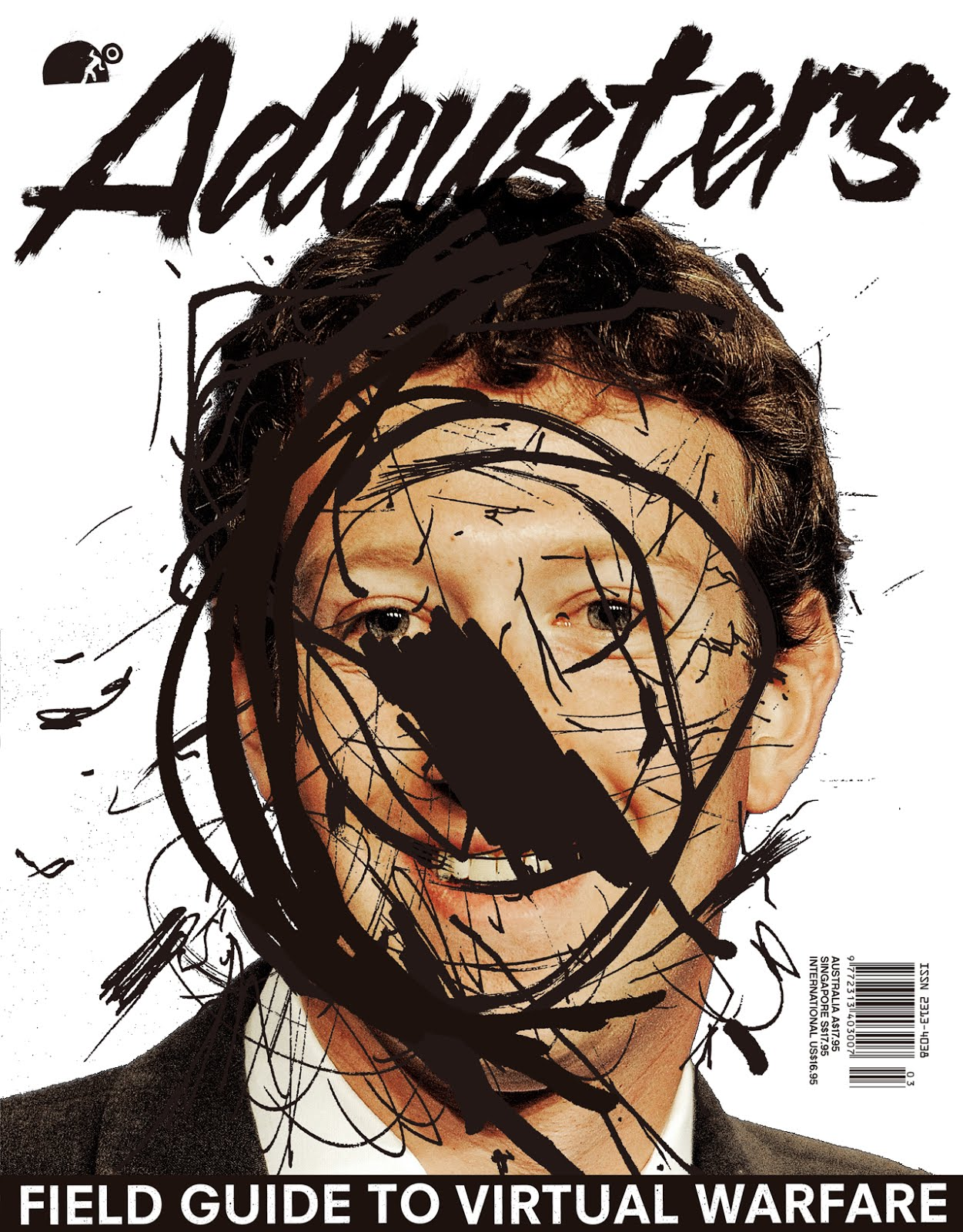 Adbusters #118: Manifesto for World Revolution