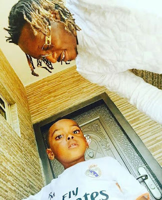 Check Out This Cute Picture Of Terry G And Son
