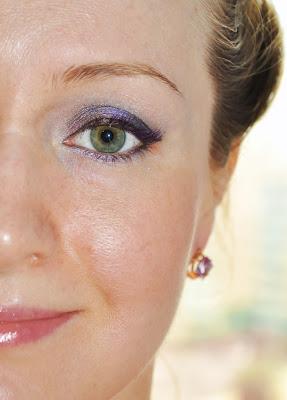 LAURA MERCIER Baked Eye Colour #Violet Sky