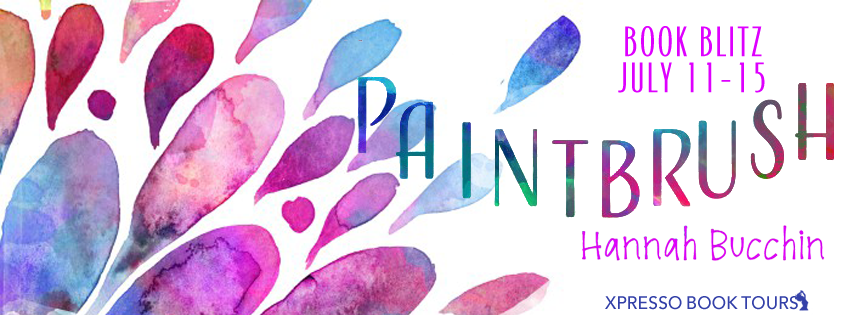 Paintbrush Book Blitz