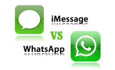 Techvillaz App Face-Off: WhatsApp Messenger vs Apple iMessage