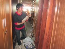 thợ mộc tháo lắp giường tủ tại nhà hà nội