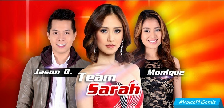 Monique Lualhati vs Jason Dy on 'The Voice PH' Semi-Finals