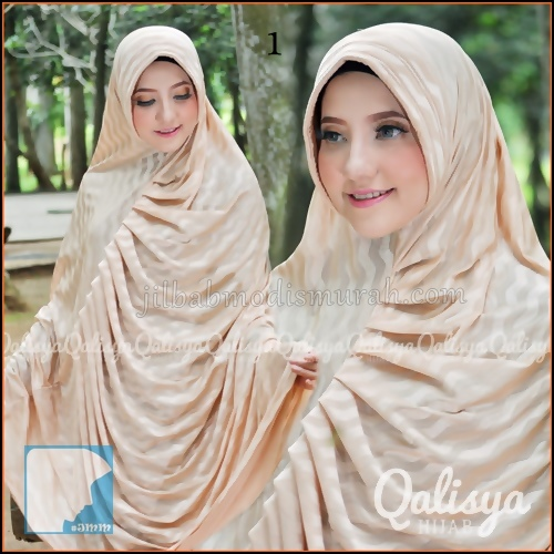 Jilbab Khimar Qalisya Jumbo Dunia Jilbab