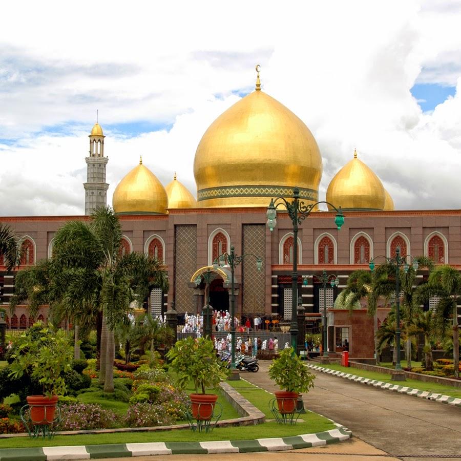 Masjid Dian Almahri - Depok - Indonesia