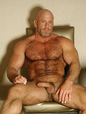 Big Hairy Muscle Daddy