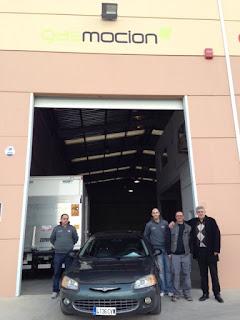 Autotaller Hispania, nuevo taller instalador de Gasmocion en Palma