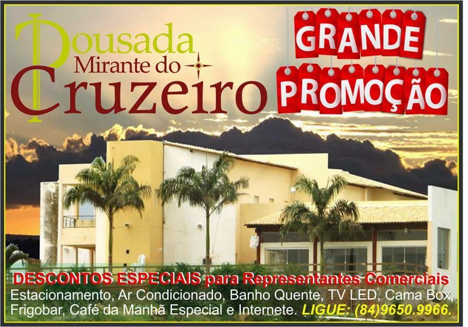 POUSADA CRUZEIRO (84) 9650.9966