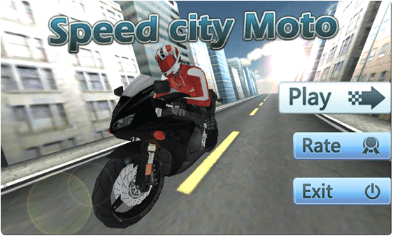 Bike Racing Games 2015 Speed City Moto