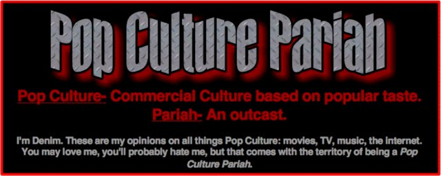 Pop Culture Pariah