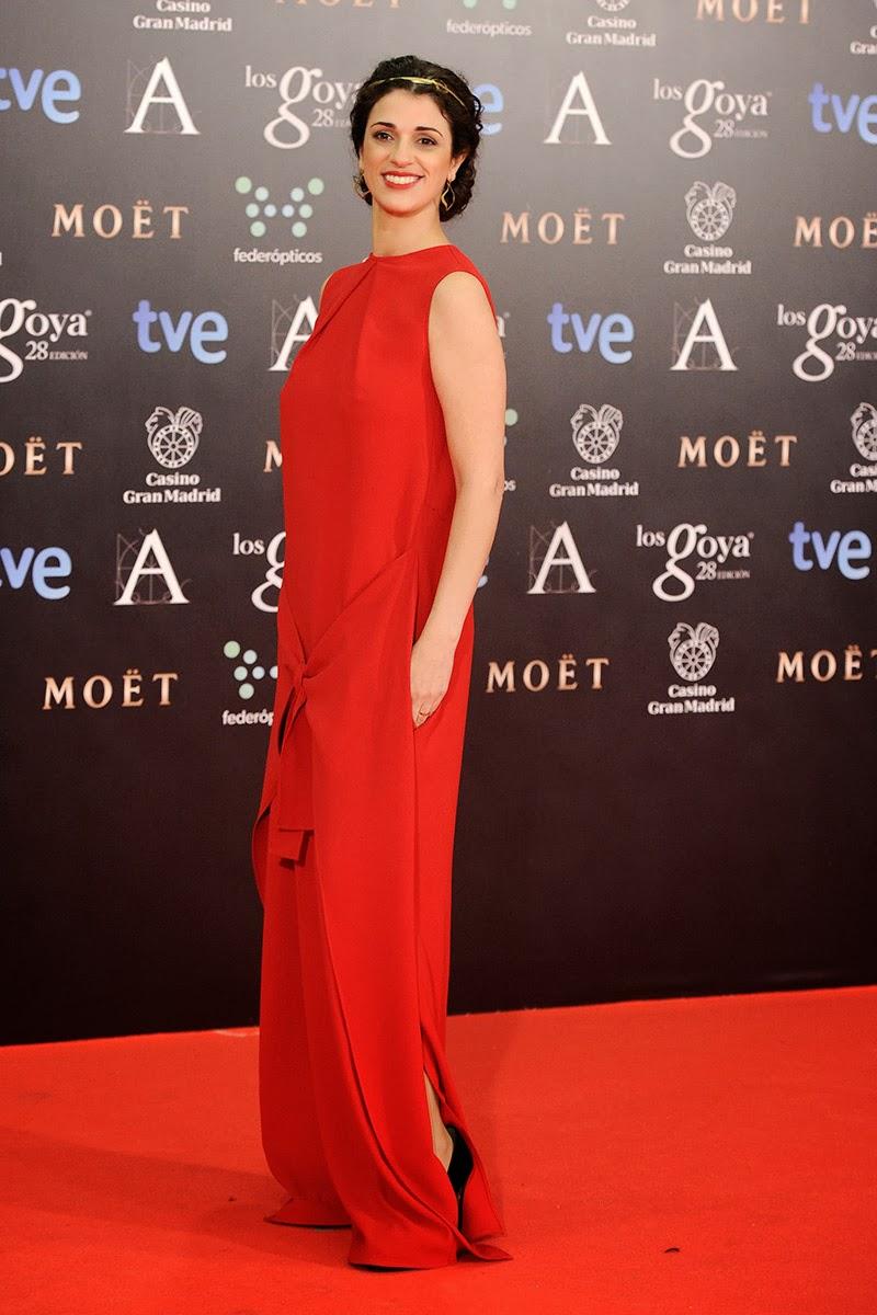 Ruth-Gabriel-Premios-Goya-2014-alfombra-roja