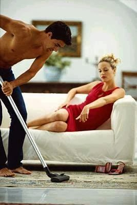 wife domination house chores