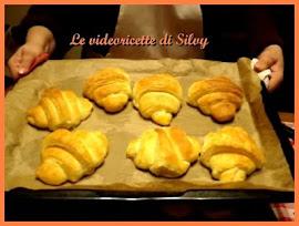 Croissant e nastrine - 3ª parte