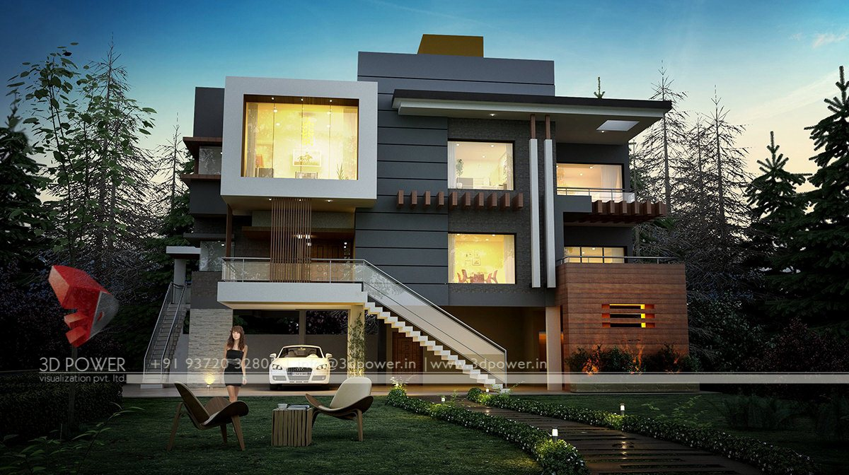 Ultra modern home designs for New contemporary houses