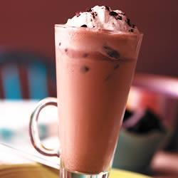 cappuccino refroidisseur