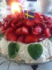 Älskar tårta