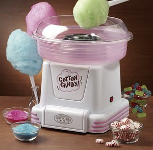 DELICIOUS COTTON CANDY REVIEW