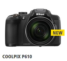 Nikon COOLPIX P610 Firmware Free Download