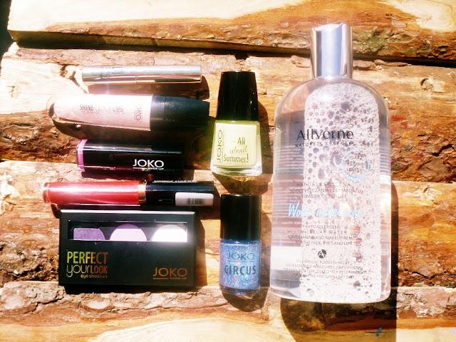 Czerwcowe nowości w kosmetyczce ;)