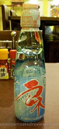 Ramune Japanese soda original