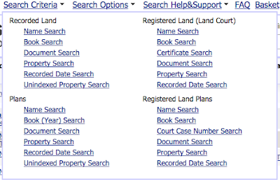 massachusetts land records hampshire county search