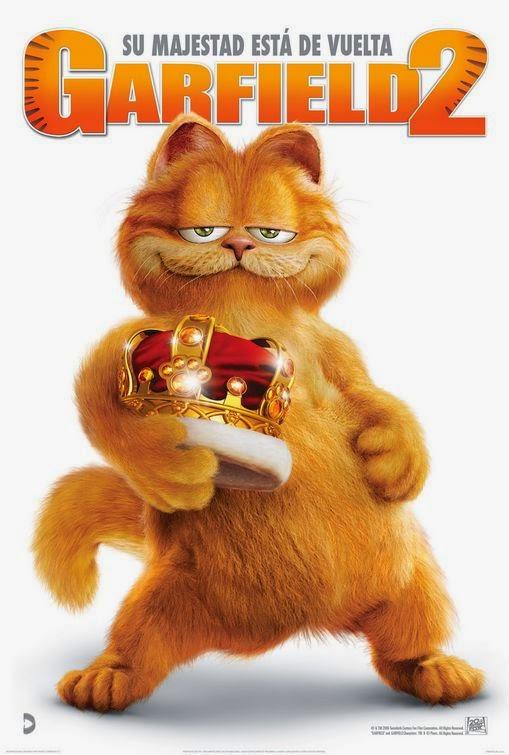 Chú Mèo Siêu Quậy - Garfield: ...