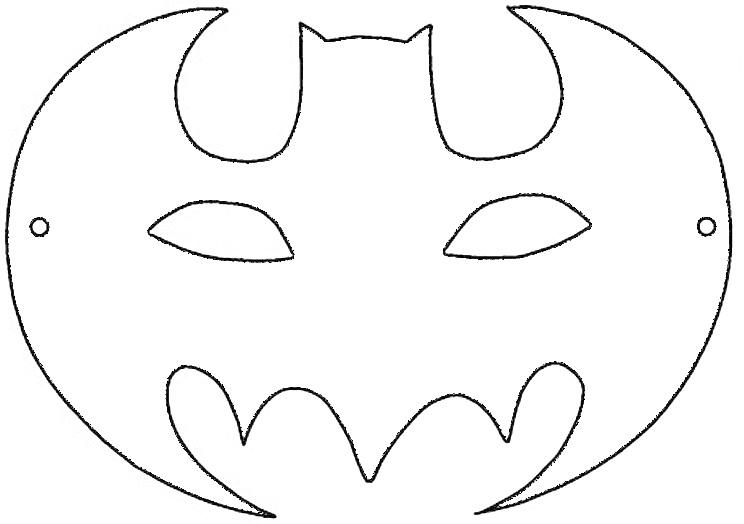 Blog MegaDiverso: Batman para colorear dibujos