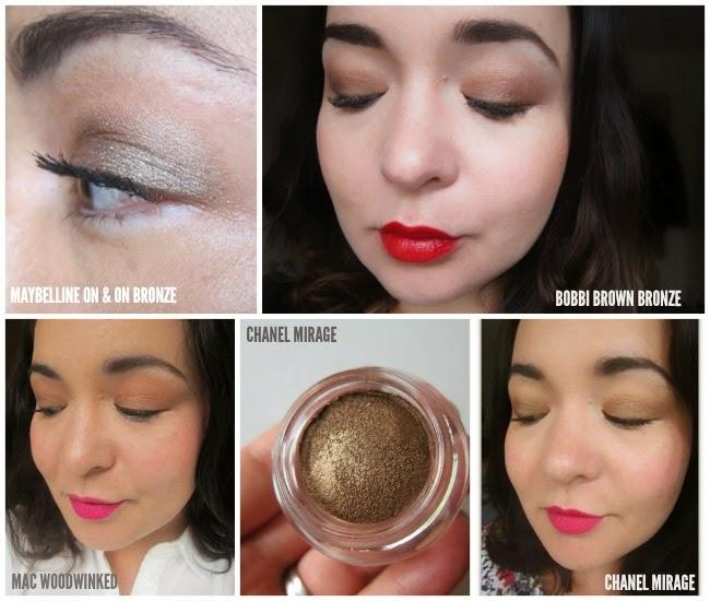Best Bronze Eyeshadow Swatches
