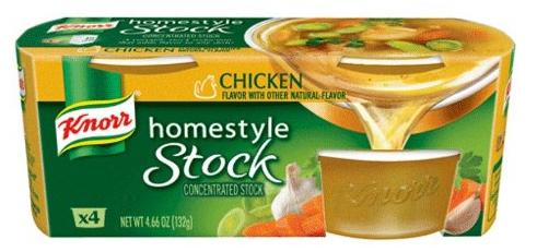 Knorr® Homestyle Stock Chicken Bought Chicken Stock