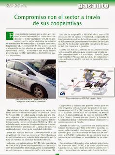 Gasmocion referente en España en la transformación de vehículos a GLP y GNC