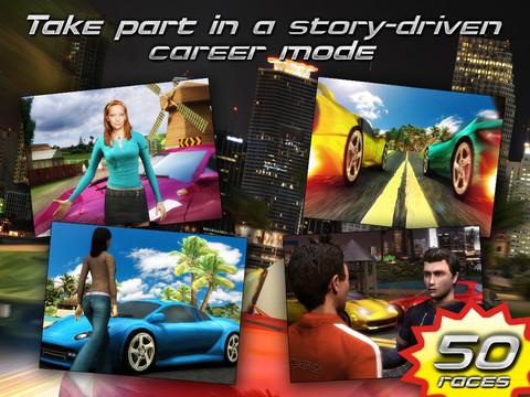 screenshot 5 Race illegal High Speed 3D v1.2.2