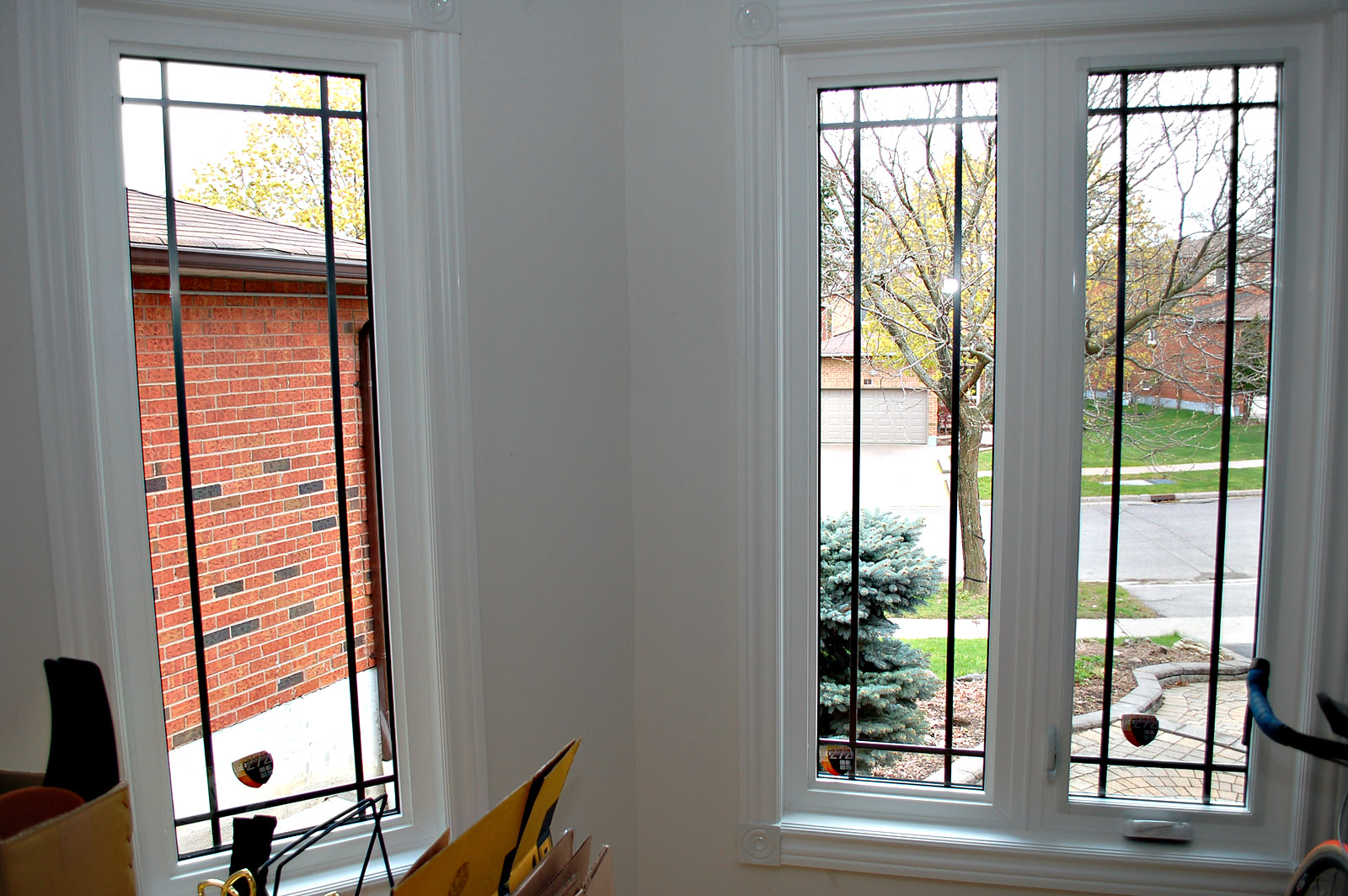 Custom windows and doors vinyl window trim rachael edwards