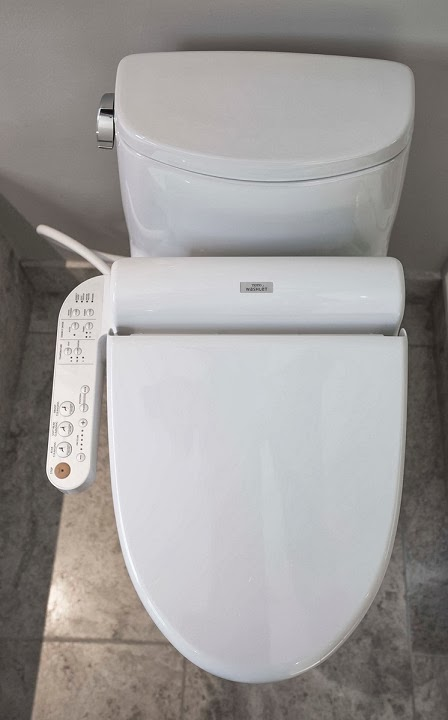 Toronto Custom Concepts Blog: Toto Toilet Part and Toronto Custom ...