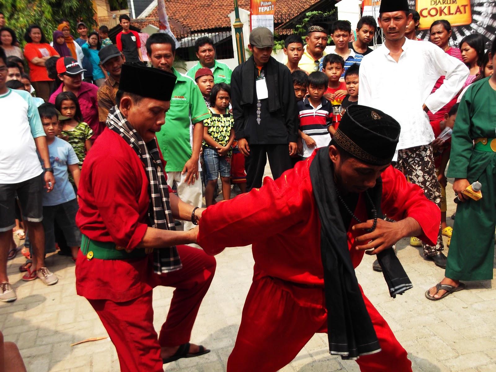 Sanggar Betawi Firman Muntaco Desember 2012