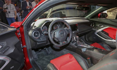 2016 Chevrolet Camaro Release Date in India
