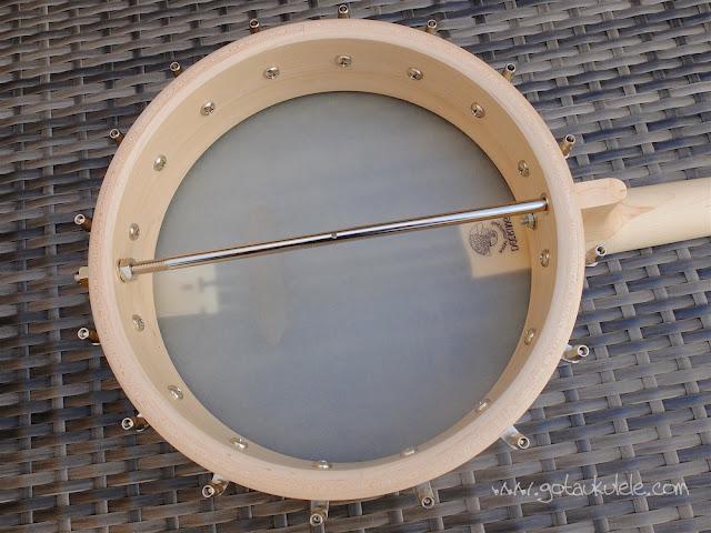Deering Goodtime Banjo Ukulele pot