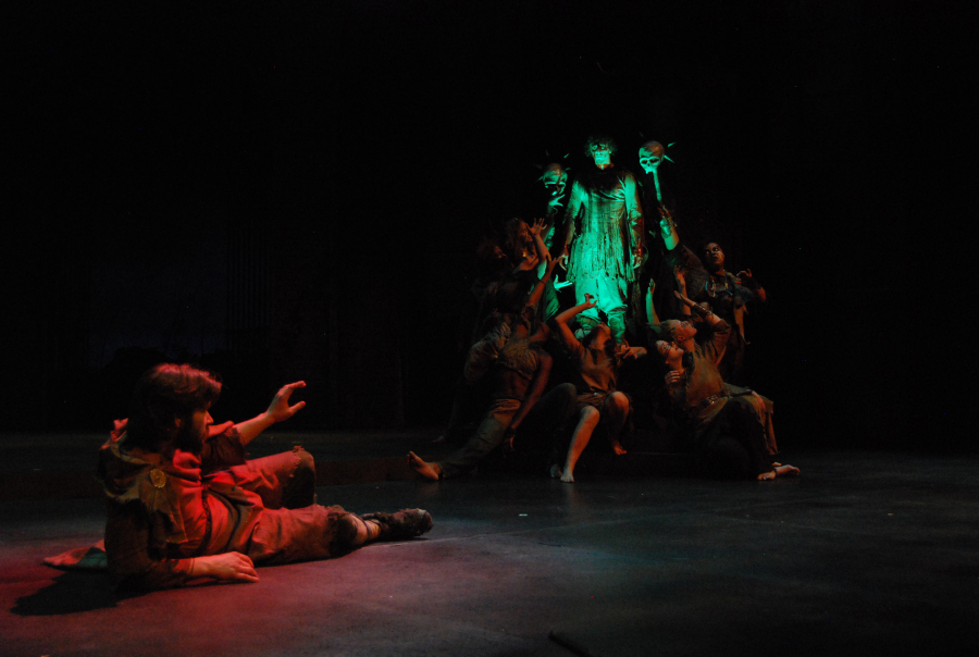 suspense and the supernatural in the play macbeth by william shakespeare