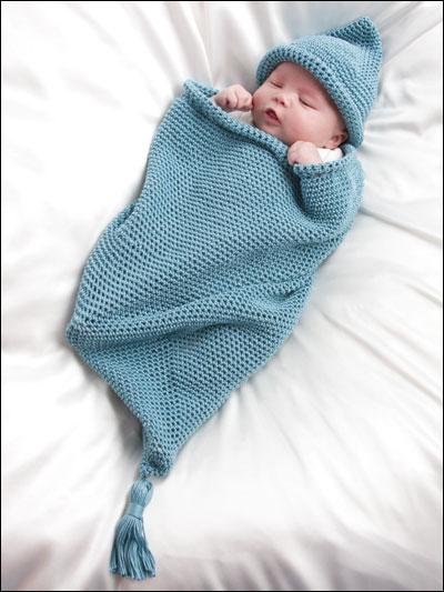 Free Crochet Pattern Baby Sleeping Bag : Mantas tejidas Racine: en el origen esta todo: Lo nuevo ...