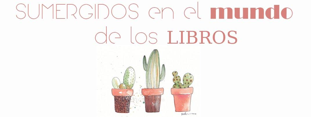 Sumergidos en el mundo de los libros