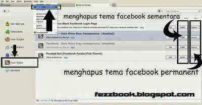 Cara Mengganti Tema Facebook Menjadi Lebih Keren image