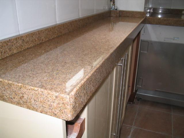 Avi n laura encimera de granito for Encimeras de granito baratas