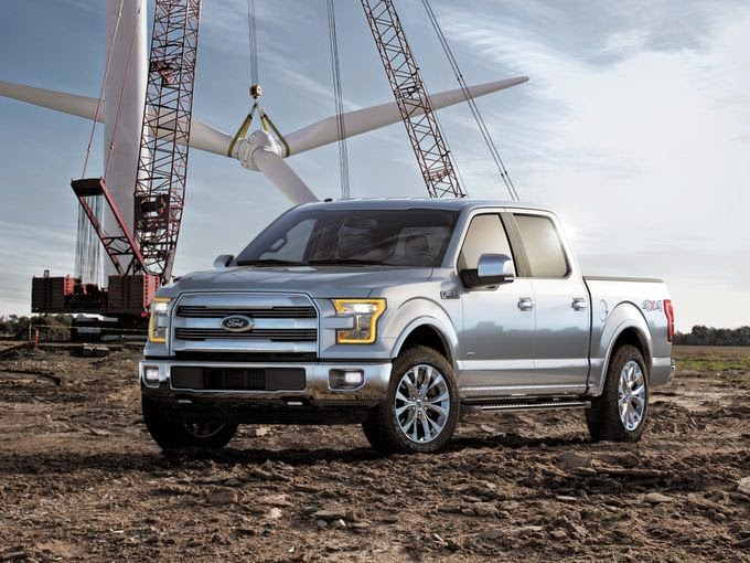 Ford F-150 Shines In Crash Tests