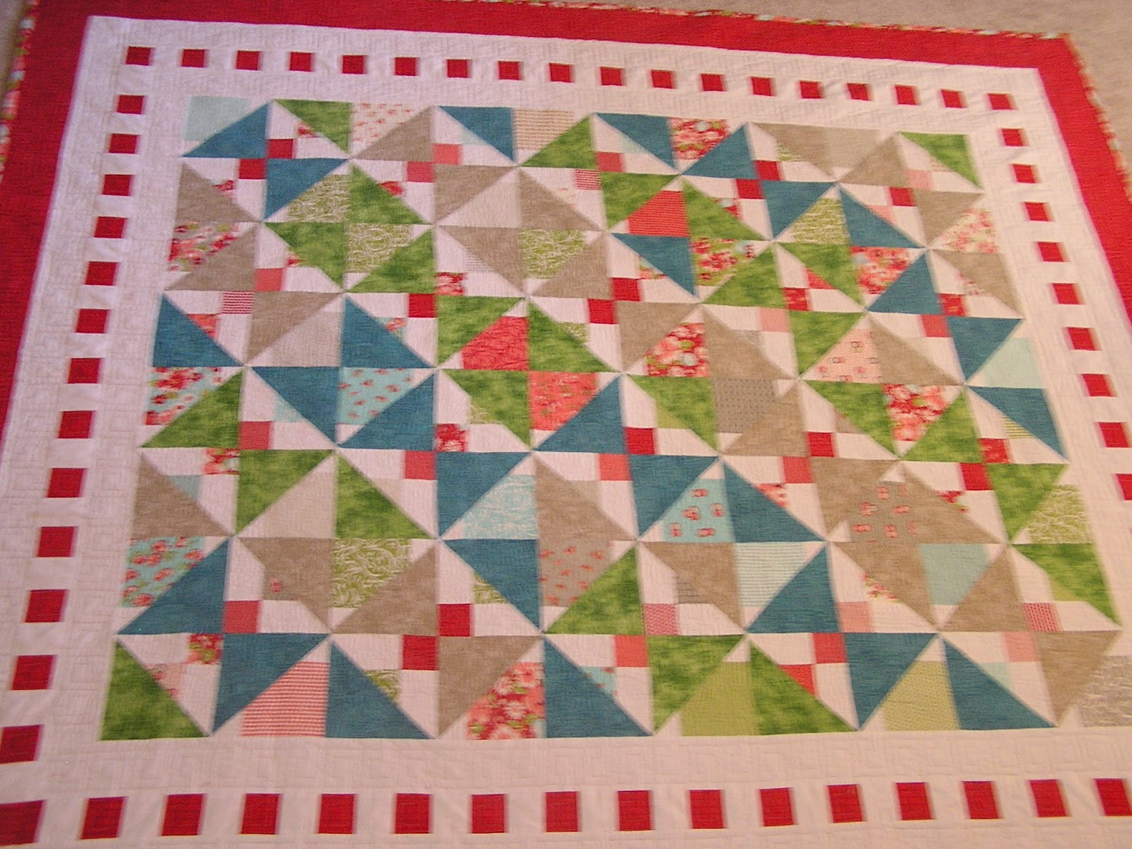 Kingman Quilter Exercise In Circuit Board