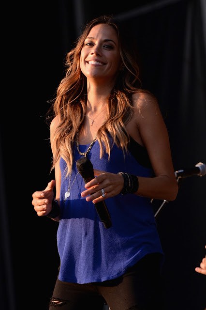Singer, Actress @ Jana Kramer - Big Barrel Country Music Festival 2015 in Dover
