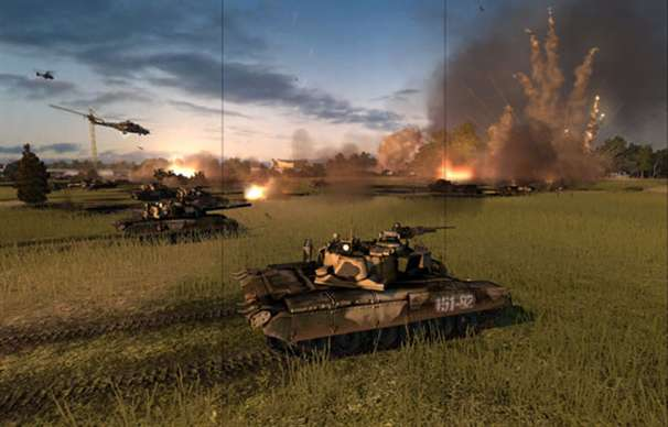 World In Conflict HD Wallpaper