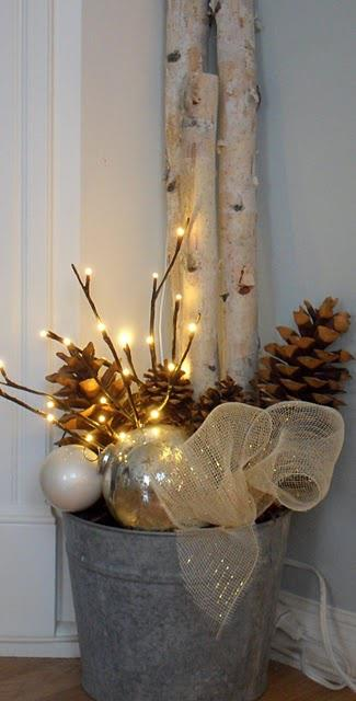 Katerina39;s Journal: 20+ Unique DIY Christmas Decoration Ideas