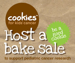 Help Fund Pediatric Cancer Research! Click link below for more information...