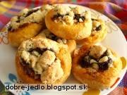 Moravské koláčiky - recept
