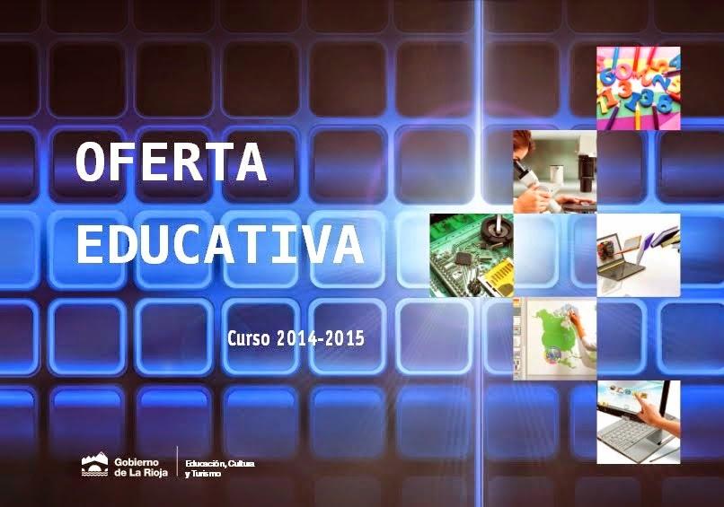 OFERTA EDUCATIVA 2014-2015