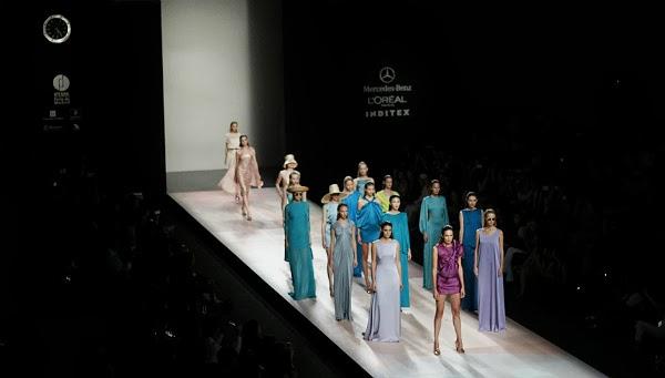 NIEVES ALVAREZ - Mercedes-Benz Fashion Week Madrid - #MBFWM